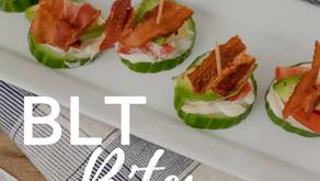 Super Simple Keto BLT Bites