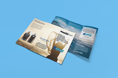 8WW Custom Marketing Material