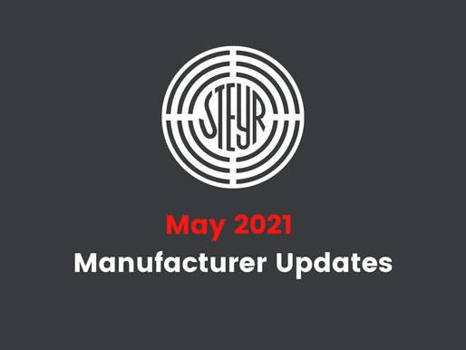 May 2021 Updates   Steyr-Arms