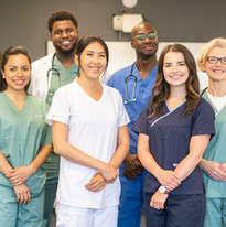 Complimentary Care for Medical Teams