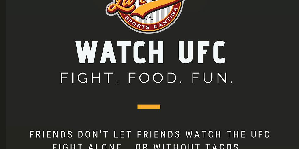 UFC: Fight. Food. Fun.