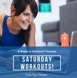 Join us for FREE Virtual Workouts