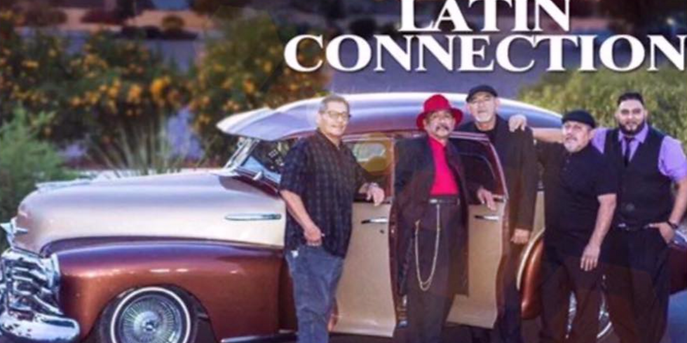 LIVE Music: Latin Connection