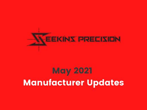 May 2021 Updates | Seekins Precision