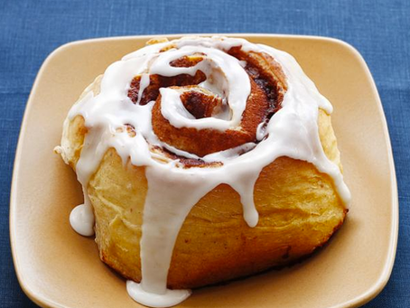 Melt In Your Mouth Cinnamon Buns
