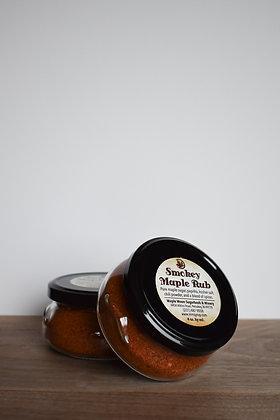 Smokey Maple Rub
