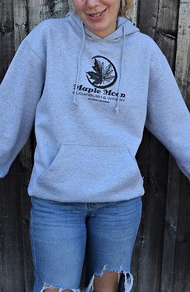 Heather Grey Maple Moon Sweatshirt