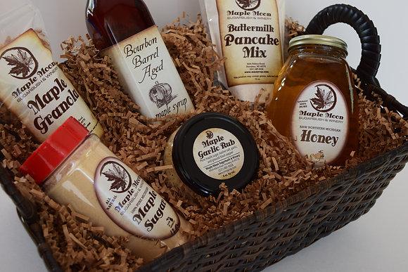 A Taste of Maple Moon- Gift Basket