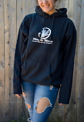 Maple Moon Sweatshirt (Black)