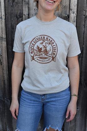 Sienna Brown Maple Ginger Hard Cider T Shirt