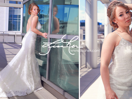 Stunning Romantic Glam Bridals - Uptown Charlotte NC