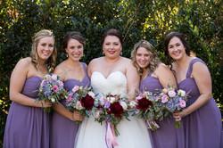 Southern Wedding Bridal Makeup