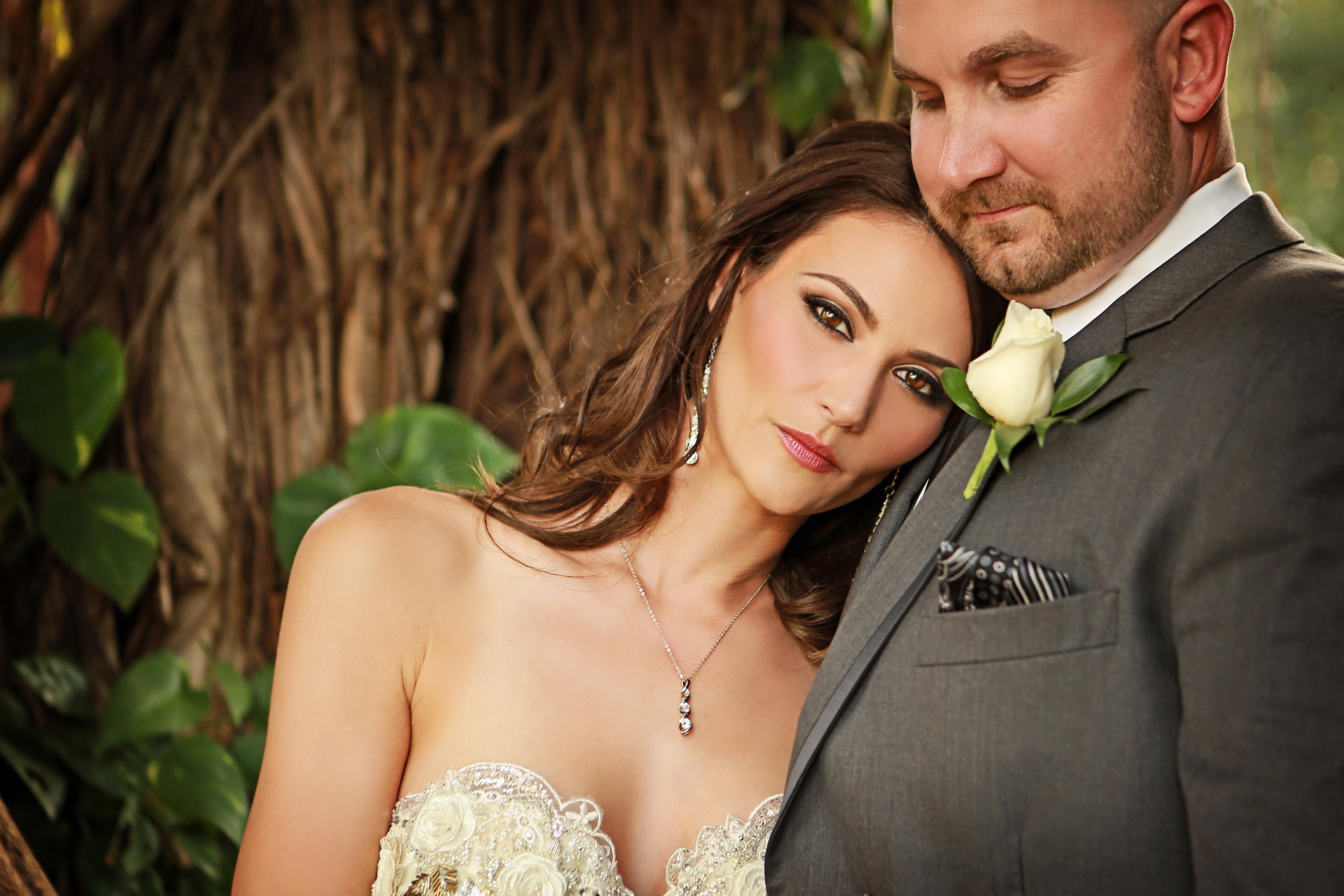 Spanish Monestary Miami Bride