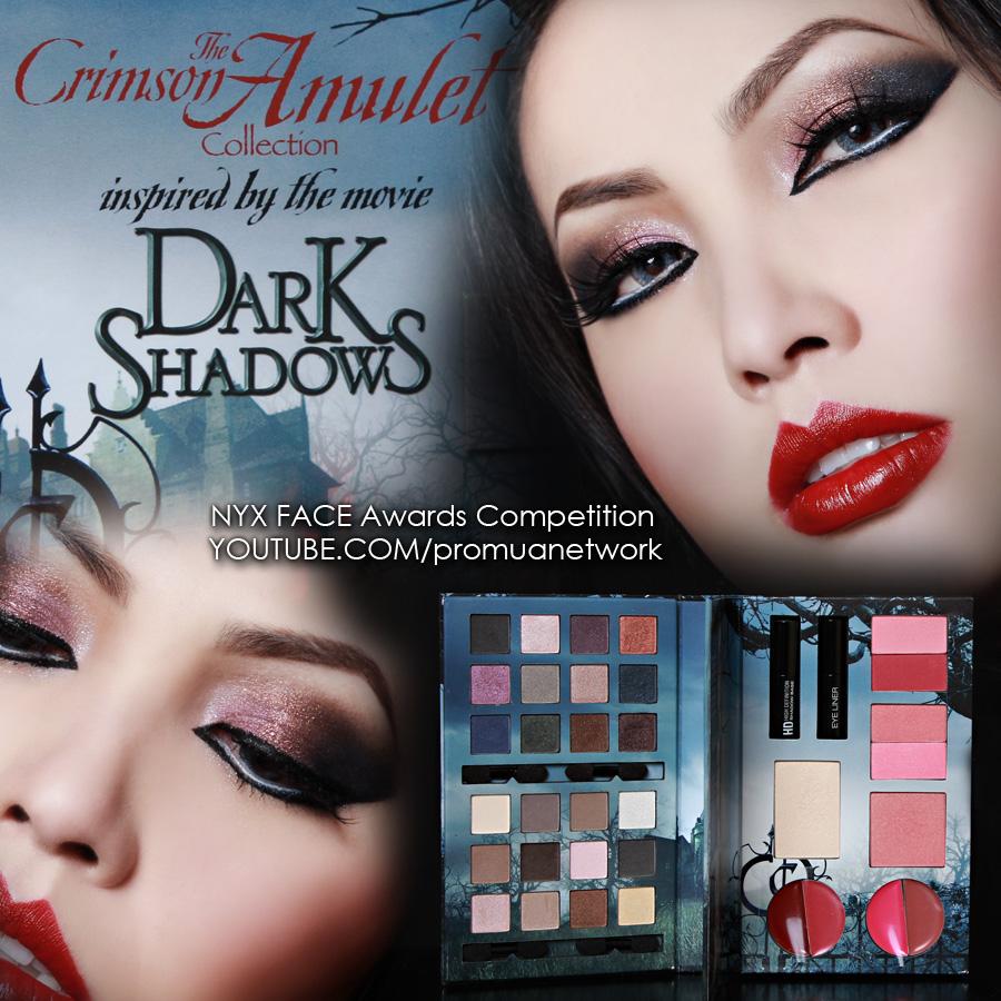 NYX Face Awards Makeup