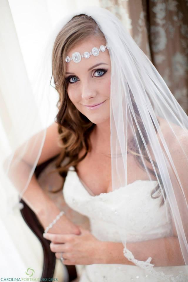 Goddess Glam Style Bride