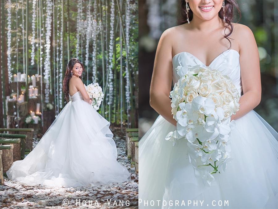 Twilight Inspired Enchanted Bride