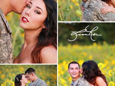 Brittney + Sam | Engagement Session