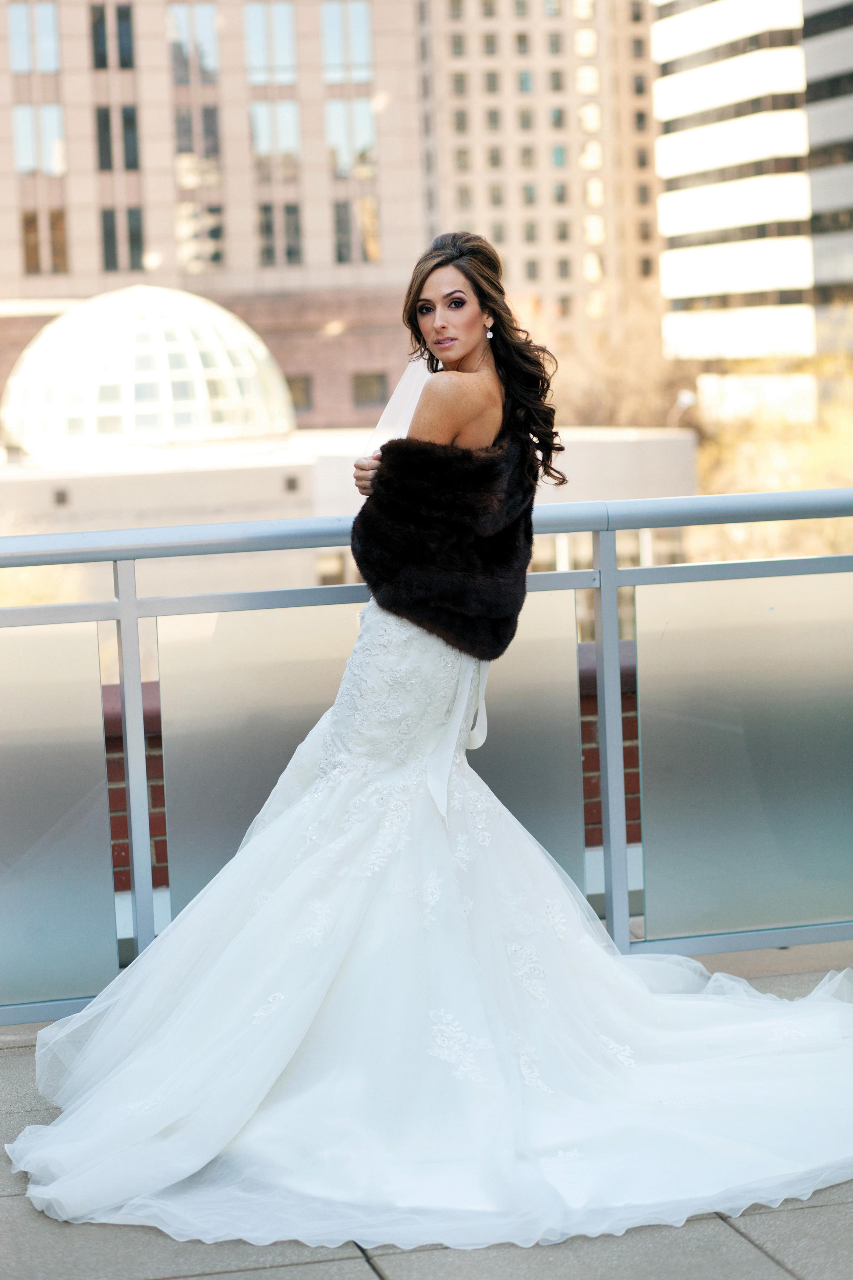 Elegant Romantic Bridal Makeup