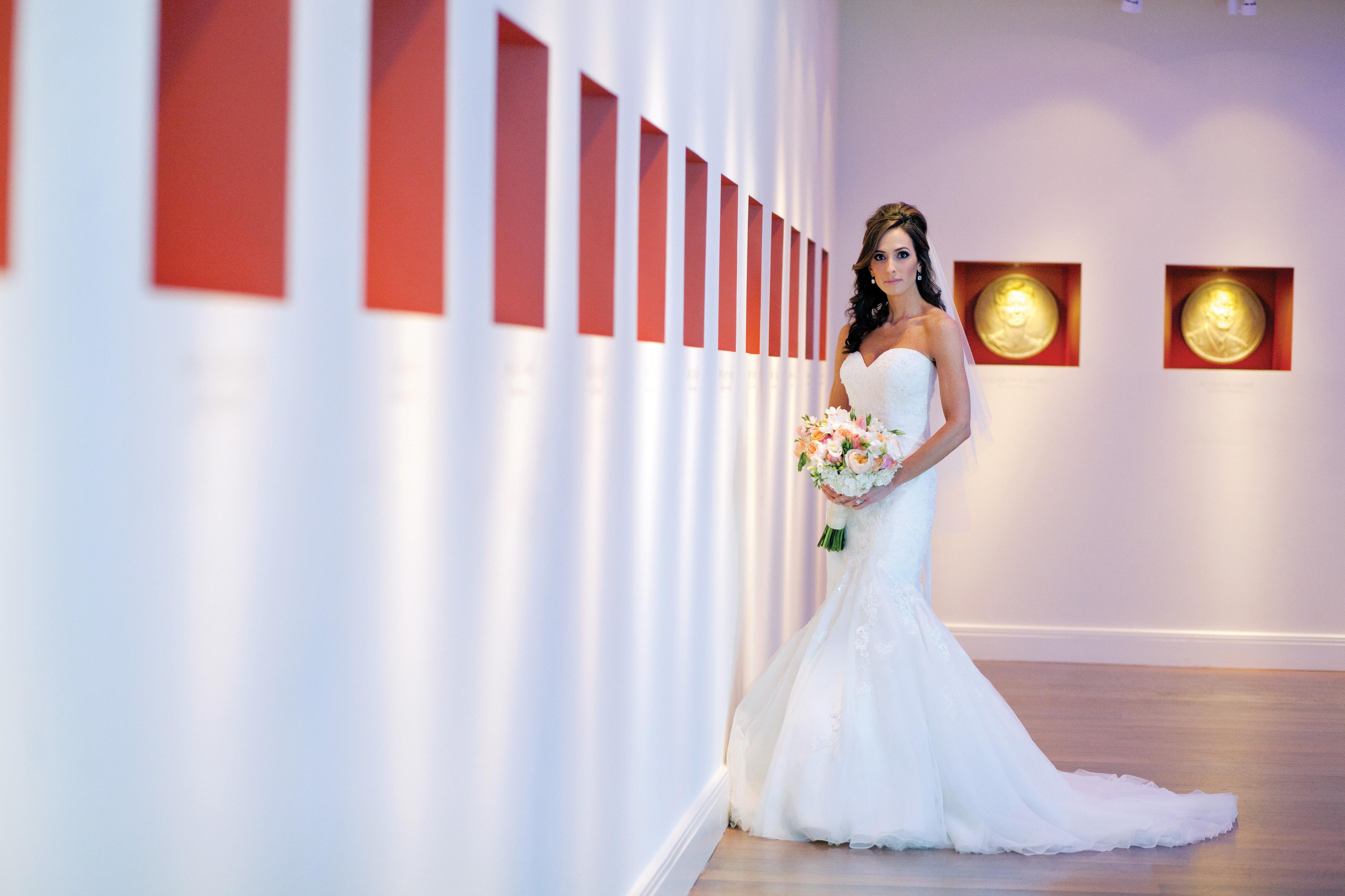 Romantic Glam Bride