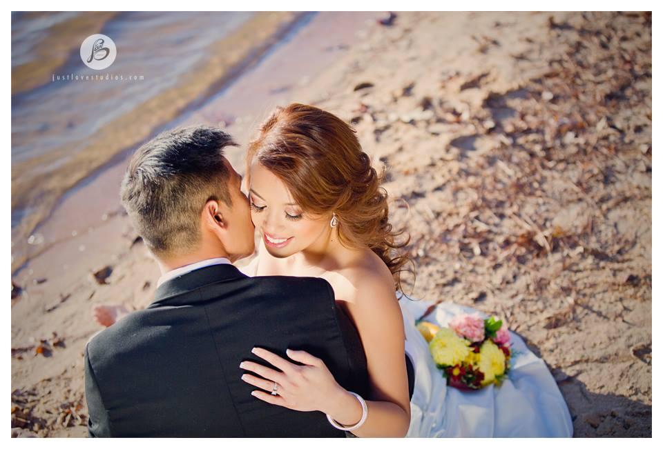 Romantic Sultry Bride