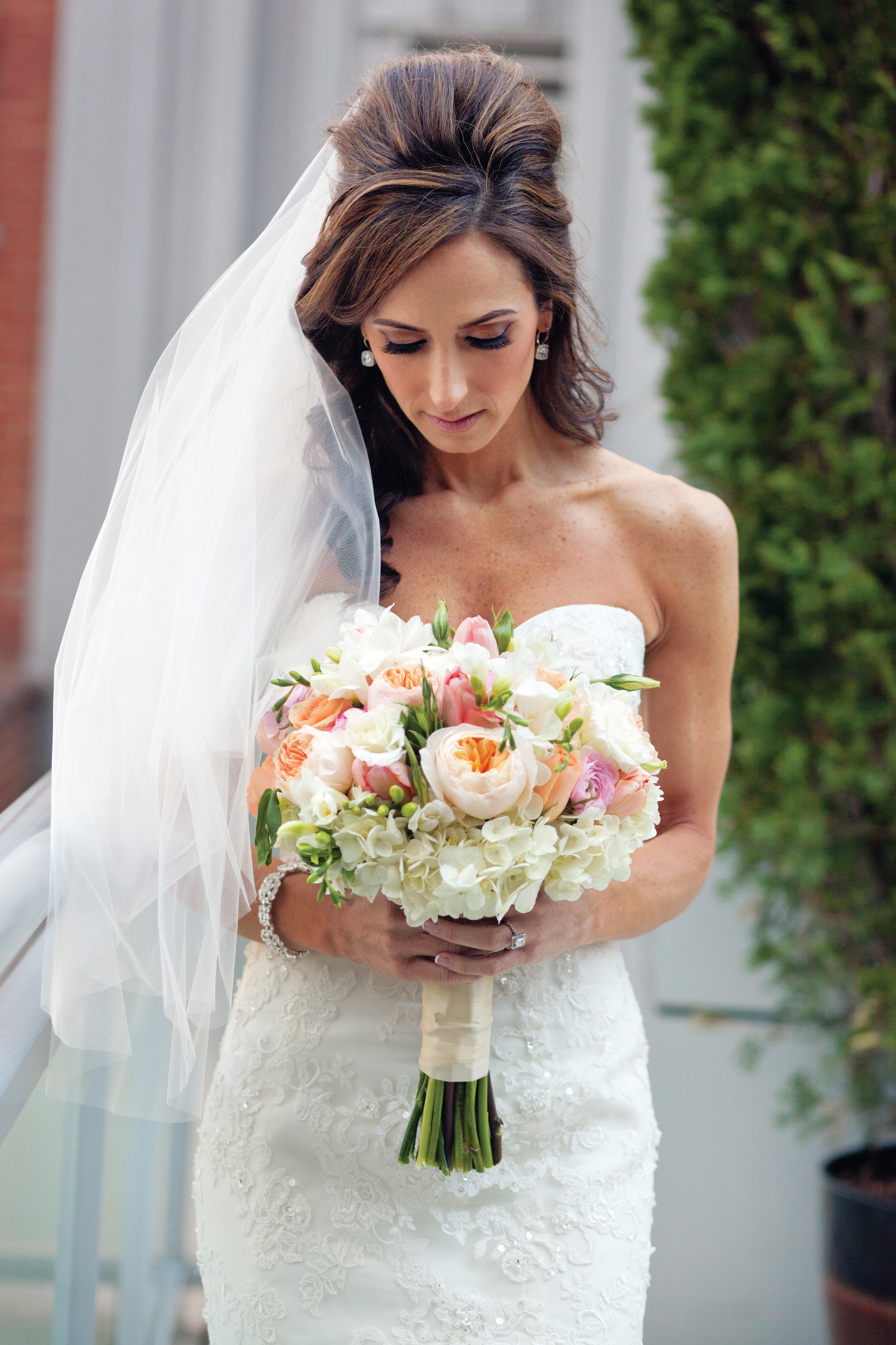 Romantic Glam Uptown Bride