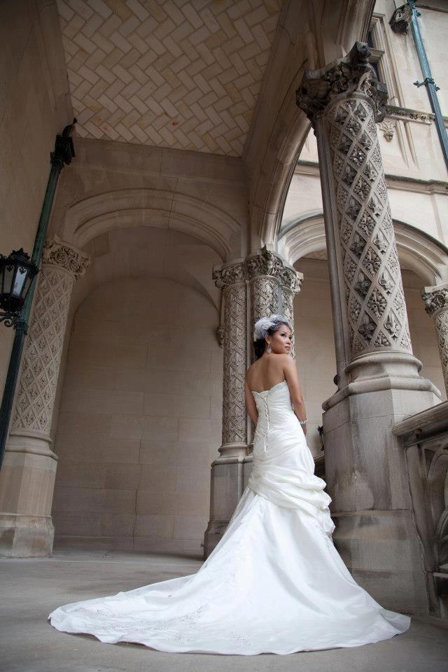 Stunning Biltmore Bride