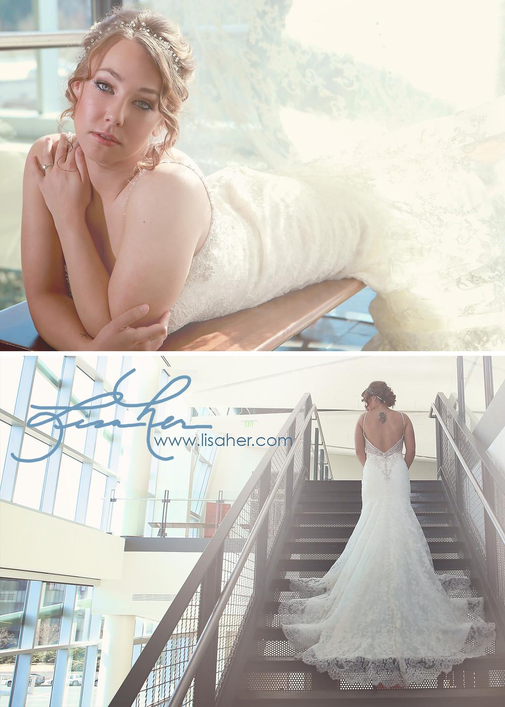 Harvey B. Gantt Bridal Portraits
