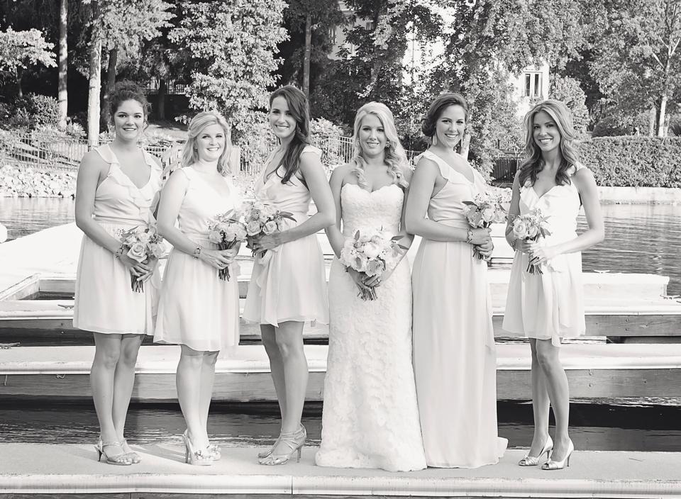Peninsula Club Bridal Party