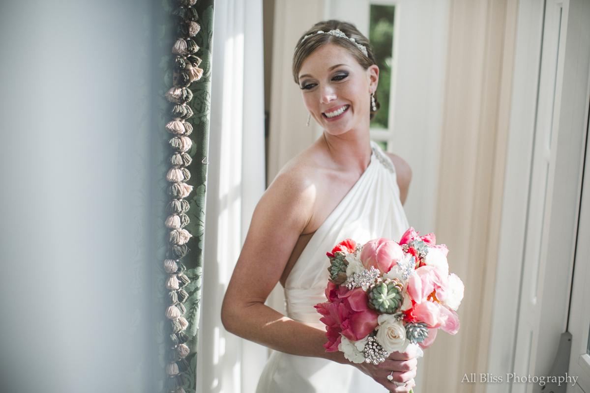Ethereal Romantic Garden Bride
