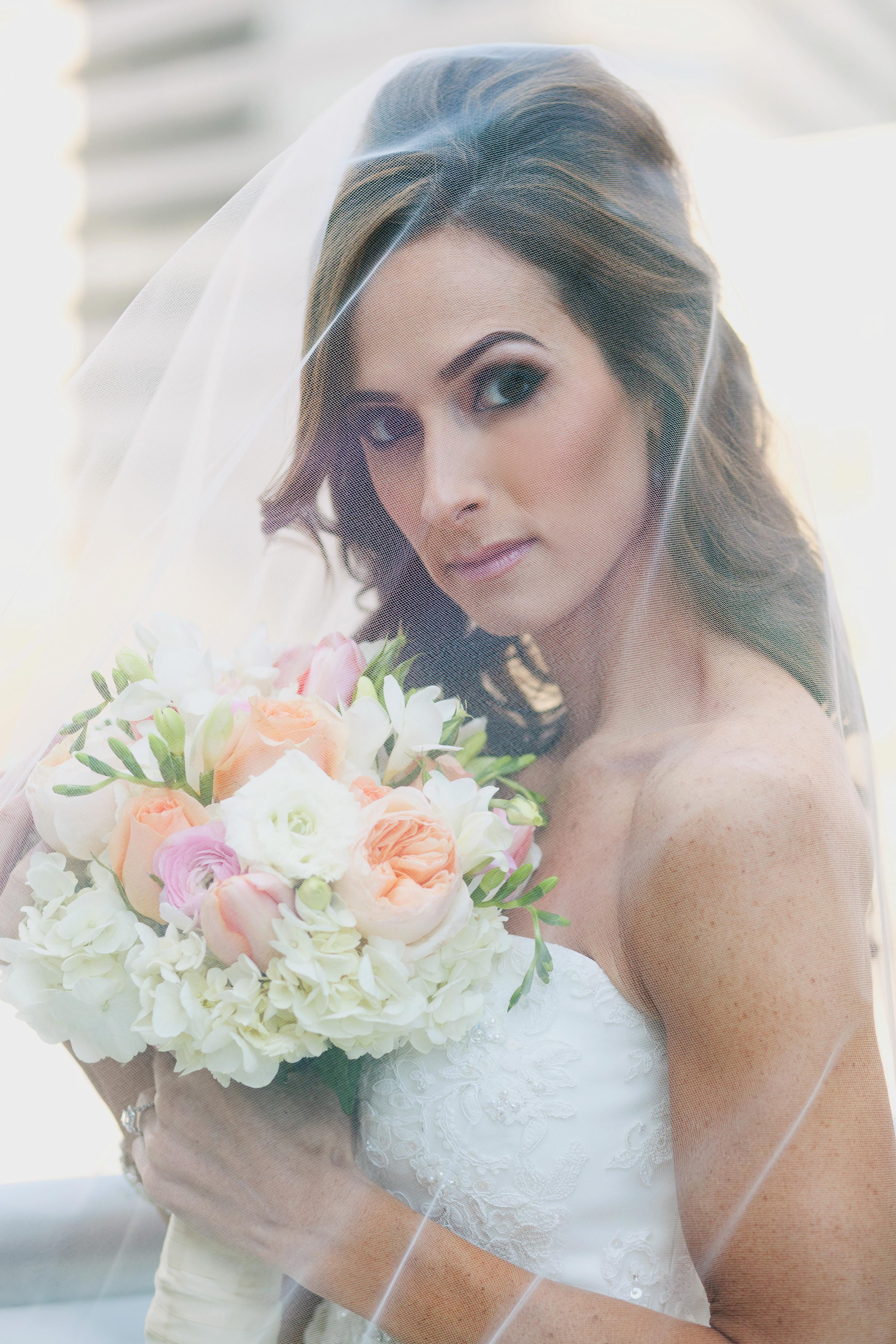 Charlotte Uptown Spring Bride