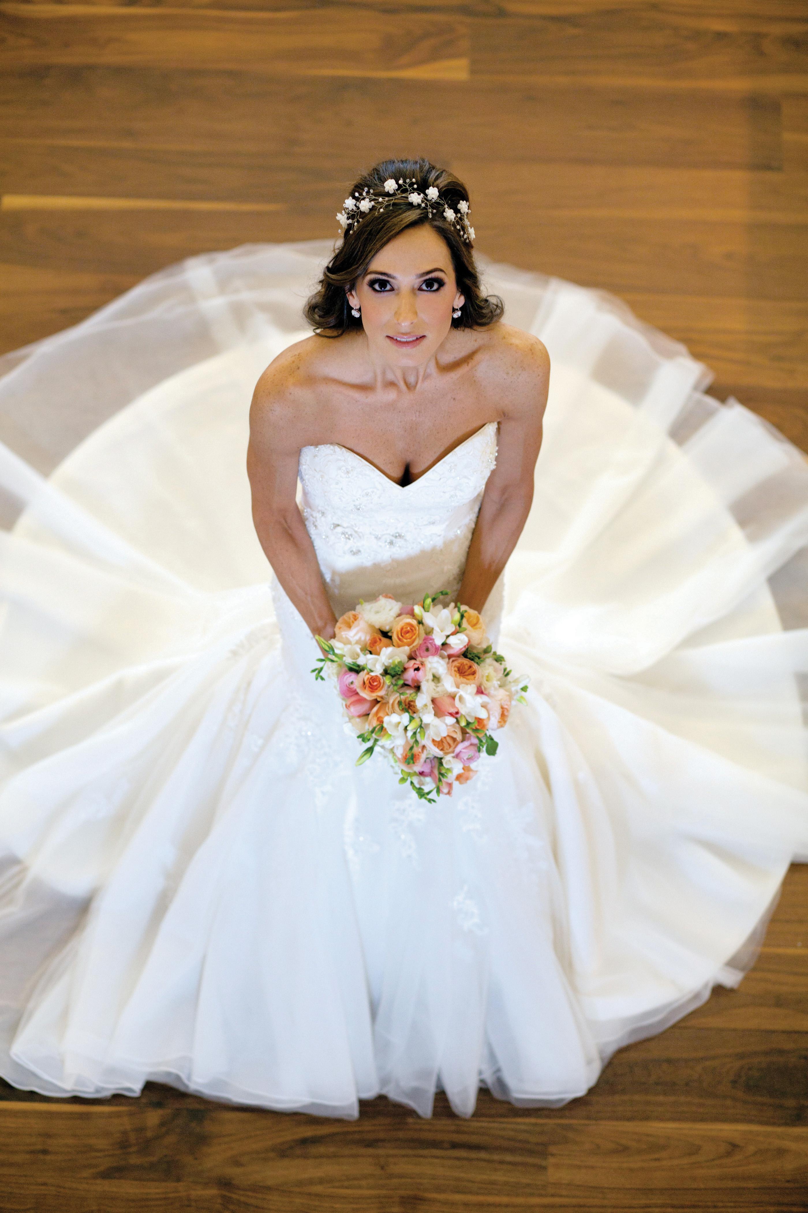 Charlotte Uptown Bride