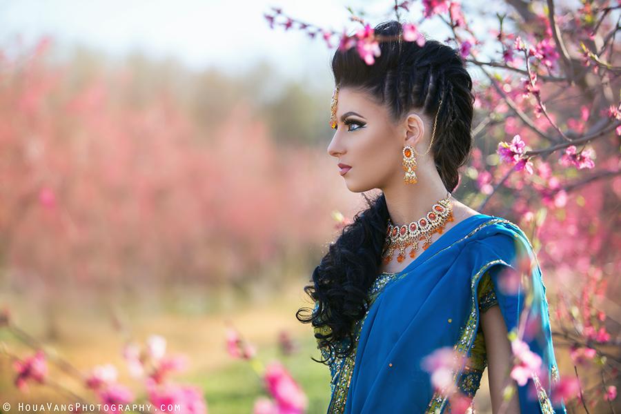 Bollywood Inspired Makeup