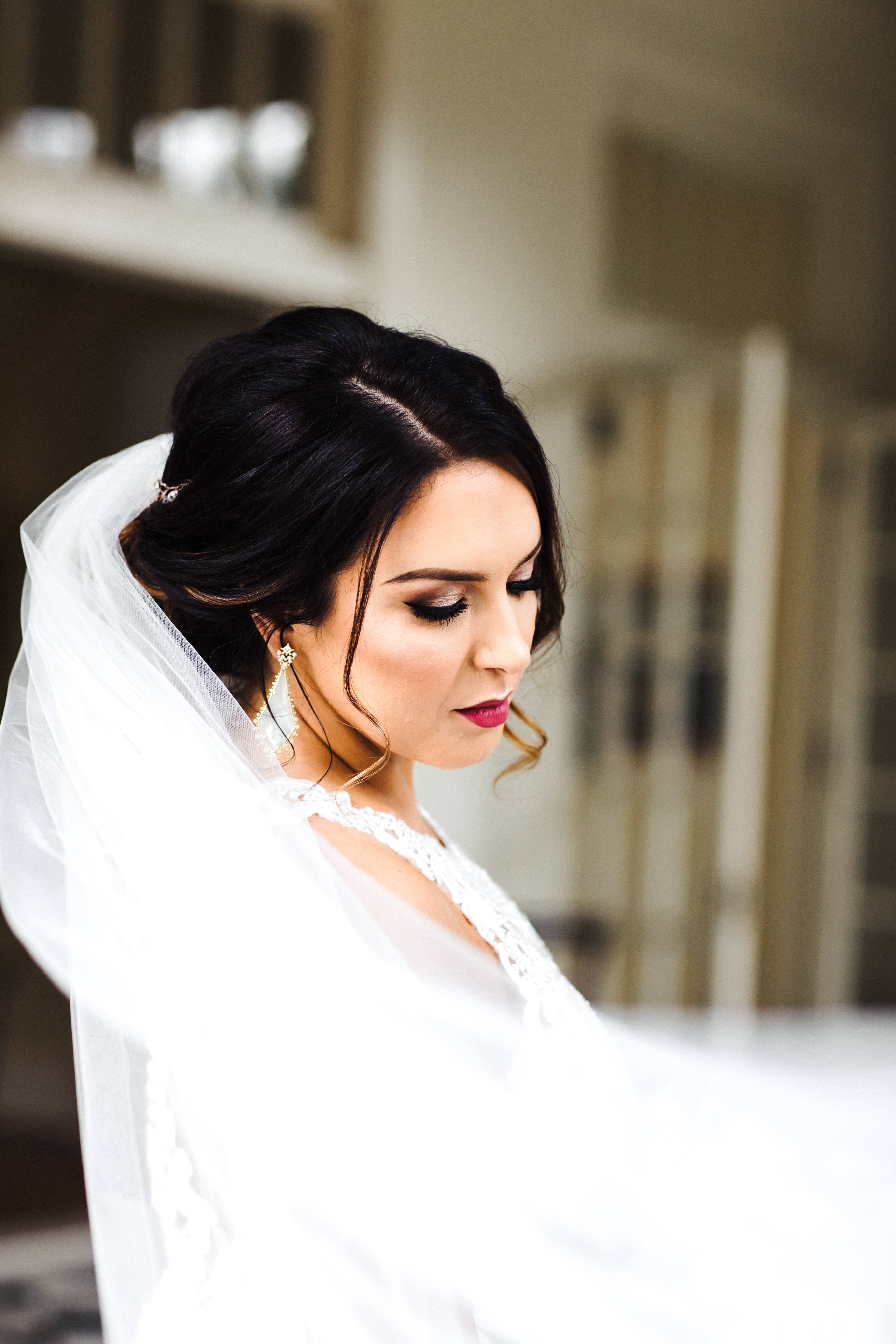 Bridal Makeup for Norelle in Charleston, SC