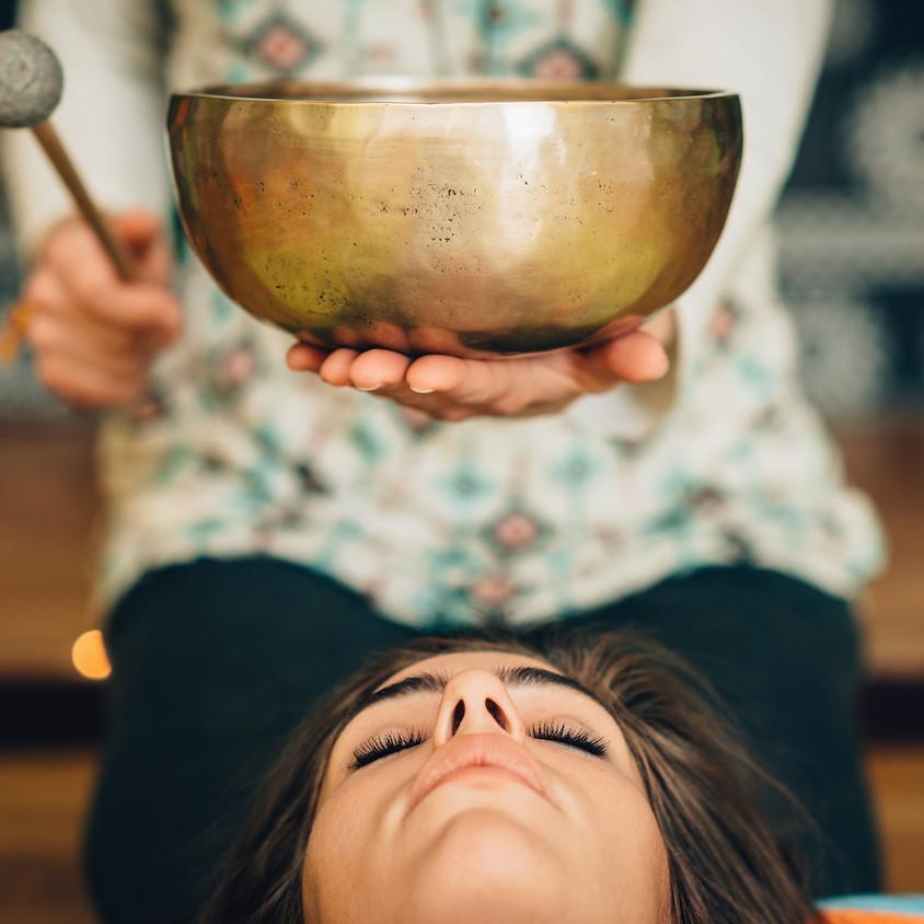 Breathwork & Sound Healing with Singing Bowls