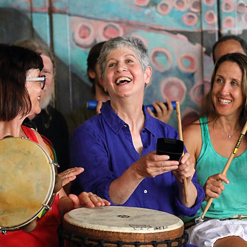 2 day Drum Circle & Singing Bowl Sound Medicine Facilitator Training
