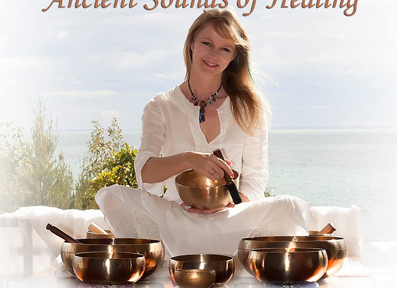 Ancient Sounds of Healing CD