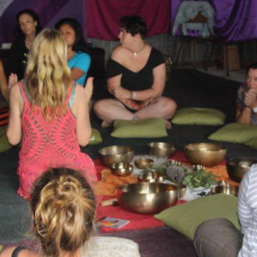 Spring Celebration with Tibetan Singing Bowls - Adelaide (1)