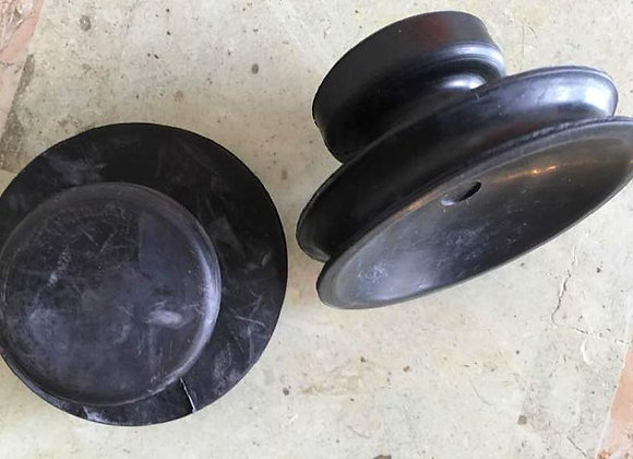 Rubber Suction Handles for Healing Bowls