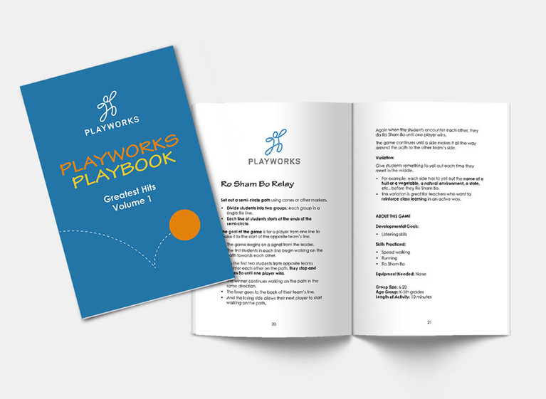 Guide for Playground Activities