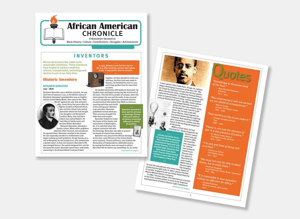 Educational Newsletter