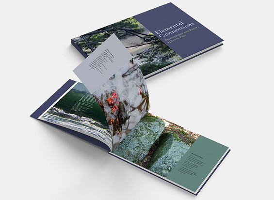 Poetry and Photography Book