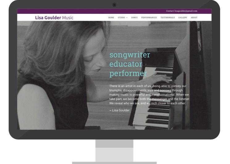 Lisa Goulder Music