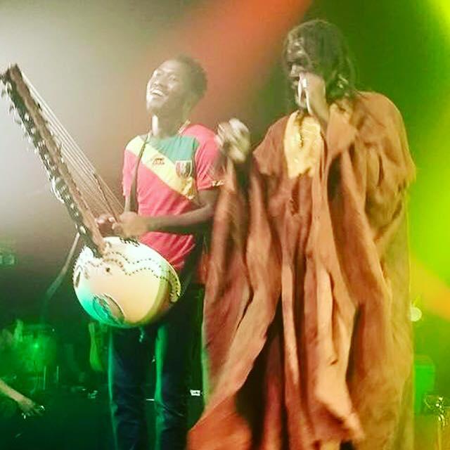 Tour Tiken Jah Fakoly novembre 2014