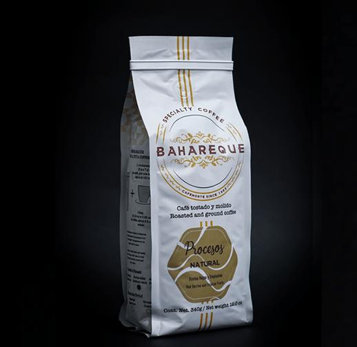 Bahareque Process - Natural