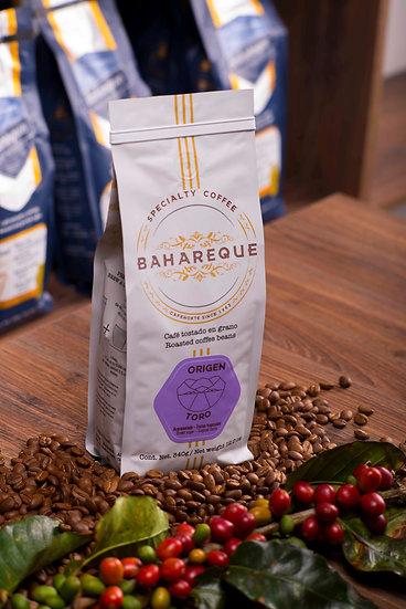 Bahareque Origin - Toro