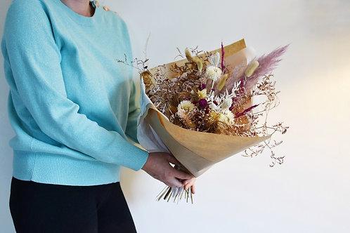 Bouquet de fleurs séchées Taille M