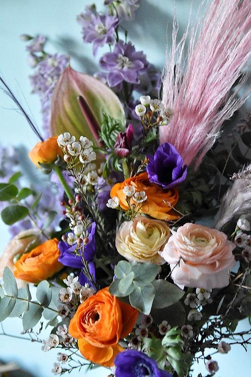 Bouquet de fleurs au choix