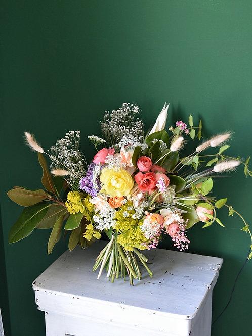 Bouquet / À Partir de 20€ / Fleurs de saison