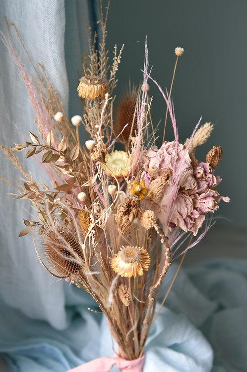 Nude Rose Bouquet