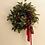 Thumbnail: Atelier du Mercredi 27 Novembre / Couronne de Noël